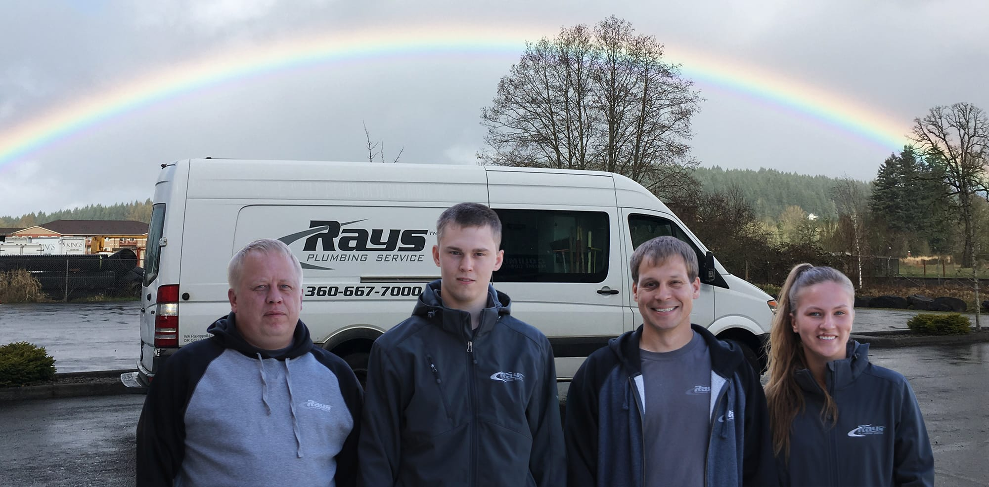 Rays plumbing in vancouver washington
