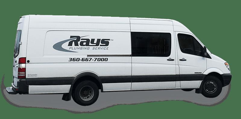 Rays plumbing in vancouver wa